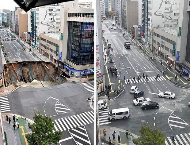 15 снимков из Японии, в очередной раз доказывающих, что это какая-то другая планета