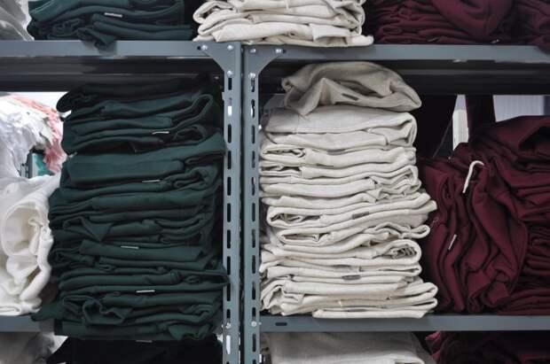 Акция по обмену одеждой пройдет в экоцентре на Ленинградке