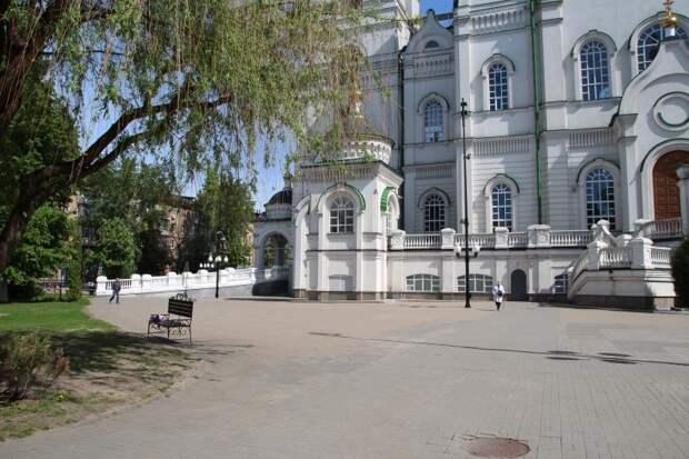 Воронеж. Тёплые денечки. 2