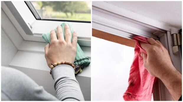 Как правильно мыть окна: 10 важных моментов