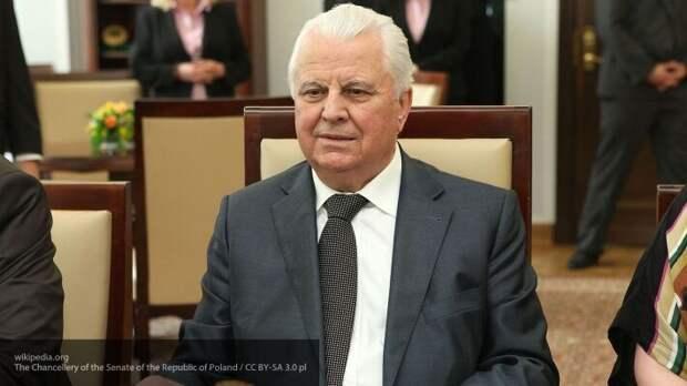 Карасев уверен, что Кравчук вернет мир и Донбасс Украине