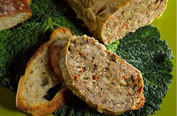 Кавказский хаш: варим густой жирный суп из рубца
