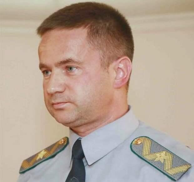 Вадим Слюсарев: зеленые коридоры украинской контрабанды. ЧАСТЬ 1