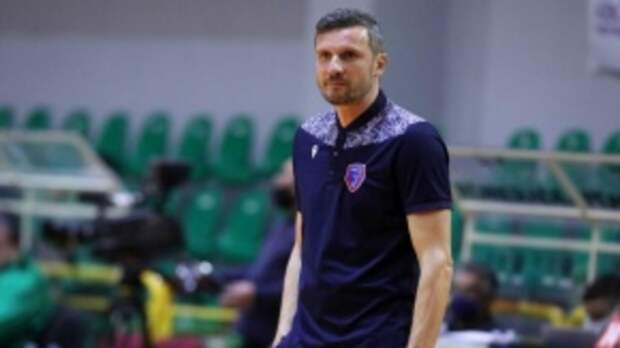 Уволенный из«Белогорья» тренер возглавил кемеровский «Кузбасс»
