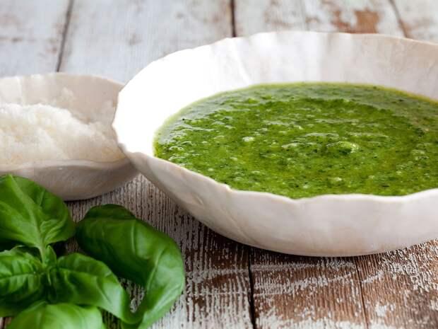 Рецепт изысканного соуса Песто в домашних условиях