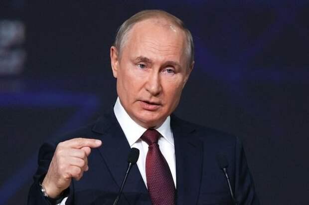 Путин заявил, что не ждет прорывов по результатам переговоров с Байденом