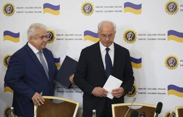 «Комитет спасения Украины» просит Россию изгнать нацистов изУкраины