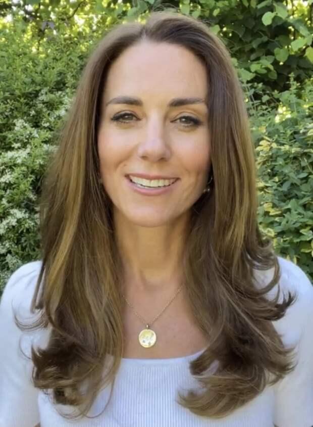 Кейт Миддлтон поделилась свежим фото принца Джорджа в честь его дня рождения