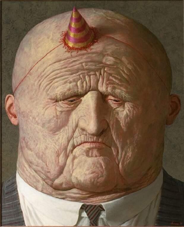 Обман зрения и эффект иллюзорной реальности на полотнах голландского художника Кенне Грегуара