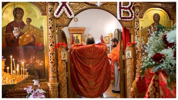 Православные отмечают Антипасху