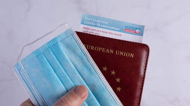 В Еврокомиссии назвали приблизительные сроки введения COVID-паспортов