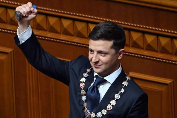 Инаугурация Зеленского привела к роспуску Верховной Рады, отставке кабмина, генпрокурора и прочее