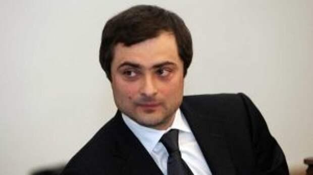 Украину можно вернуть силой – Сурков