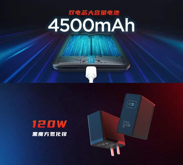 Snapdragon 888, 120 Вт, 400 Гц и… вентилятор. 4 марта выйдет самый неординарный флагманский смартфон