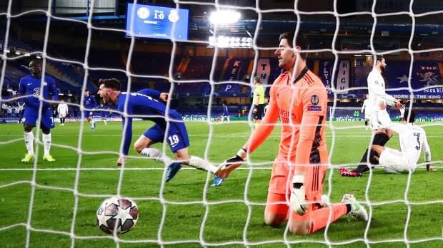Маунт стал первым за 10 лет англичанином, забившим гол в полуфинале ЛЧ