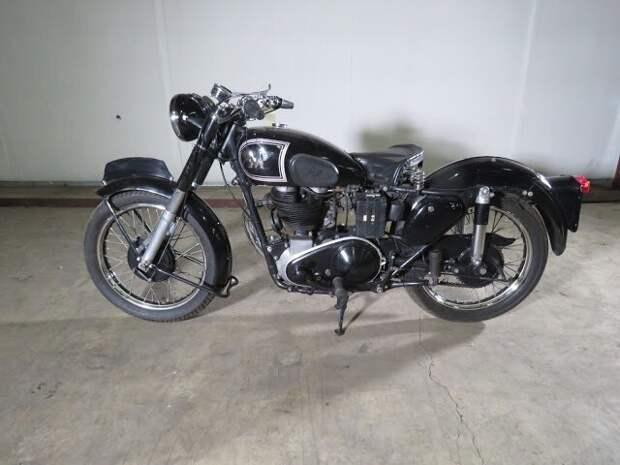 1950 Matchless G80 Motorcycle Вот это ДА, винтажные авто, гоночные автомобили, интересно, коллекция авто, коллекция автомобилей, мотоциклы, раритетные автомобили
