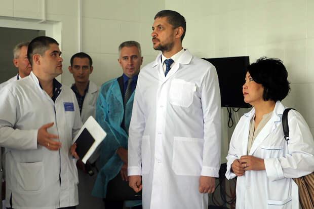 Губернатор Забайкалья не смог записаться на вакцинацию от коронавируса