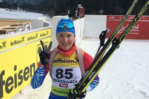 Мурманская биатлонистка начинает подготовку к сезону в составе сборной России
