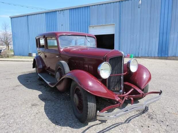 1931 REO Flying Cloud 4dr Town Car Вот это ДА, винтажные авто, гоночные автомобили, интересно, коллекция авто, коллекция автомобилей, мотоциклы, раритетные автомобили