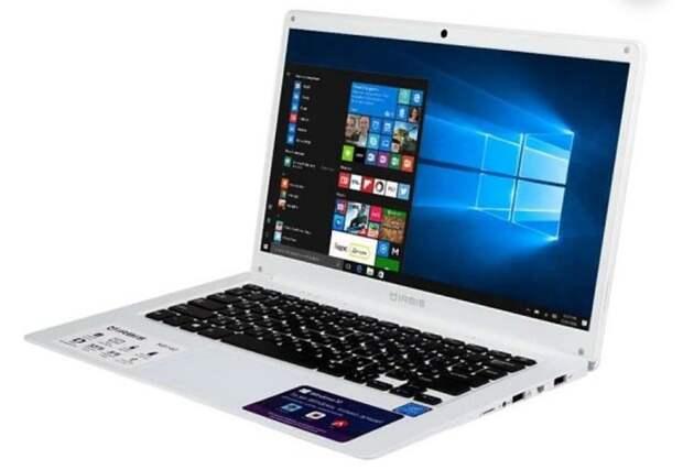 Компания ИРБИС представила ноутбук, разработанный и произведенный в России
