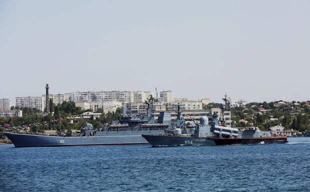 Евменов сообщил о поставке новых кораблей для Черноморского флота
