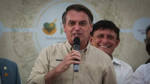 Болсонару признался, что Бразилия находится на пороге энергетического кризиса