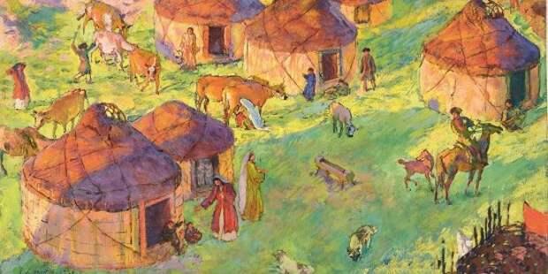 Государства на руинах Золотой Орды. В 2-х частях