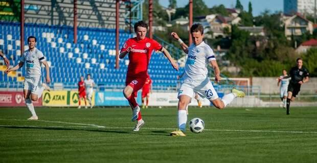 Итоги 23-го тура ПЛ КФС: «Севастополь» — трехкратный чемпион Крымского футбольного союза