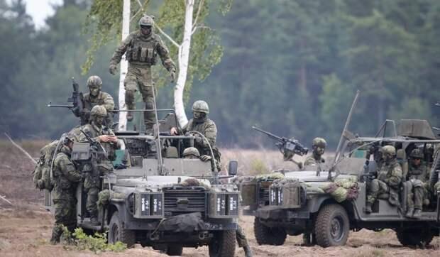 Политолог Селиванов назвал учения НАТО на Украине подготовкой к вторжению