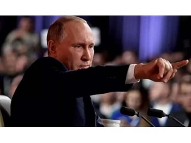 Прибалтика получила от Путина «персональное предупреждение» за гонения на русских и похоже это только начало действия