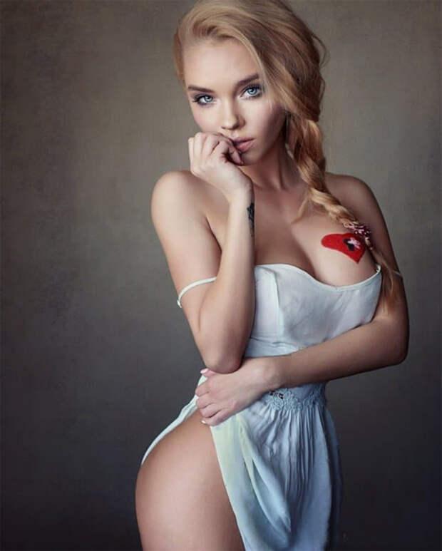 Катя Котаро: славянская экзотика