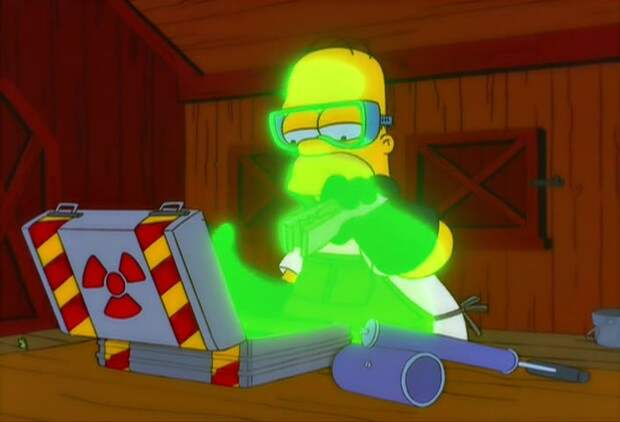 Мифы о радиации