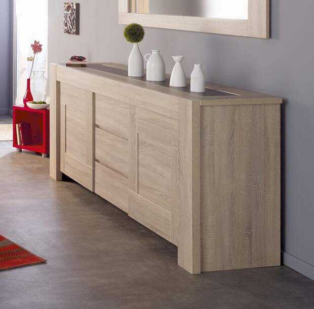 Дуб сонома: универсальный и теплый оттенок мебели для любой комнаты (68 фото)