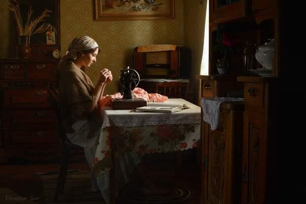 Лето в деревне. Подборка работ профессионала Игоря Воронцова