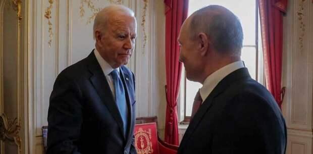 The Washington Times рассказал, что Байден сделал Путину хороший подарок