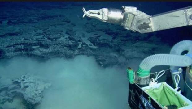 Бразильские и японские ученые обнаружили то, что может быть следами потерянного континента Атлантиды