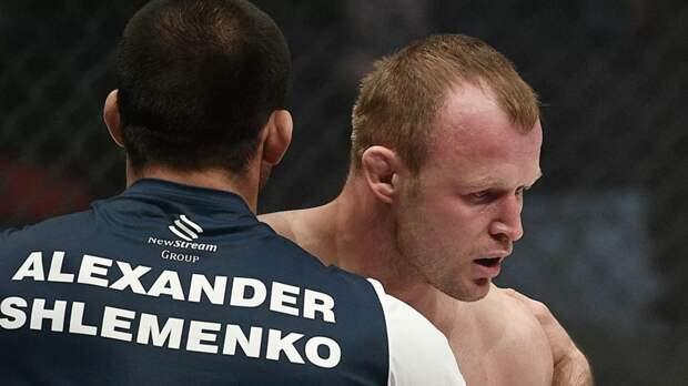 СМИ: Следующим соперником Шлеменко может стать экс-чемпион Bellator