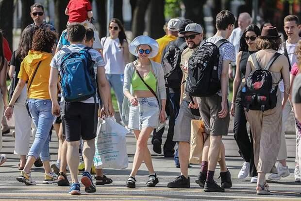 Синоптики предупредили о наступлении «великой суши» в Москве