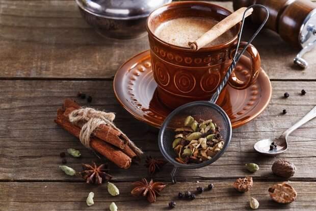 Пейте чай с пользой: что добавлять в чай для поддержки здоровья