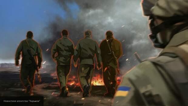 Эксперт предположил, за чей счет Киев планирует перевооружить ВСУ