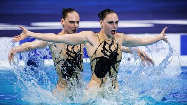 Четыре победы за один день: российские синхронисты и прыгуны в воду выиграли ещё по два золота ЧЕ