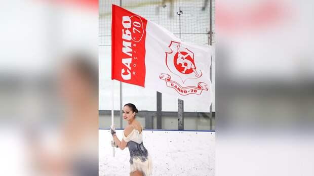 Загитова даст последний звонок навыпускном школы «Самбо-70»