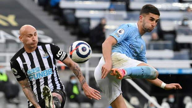 Хет-трик Торреса помог «Манчестер Сити» победить «Ньюкасл» в матче АПЛ
