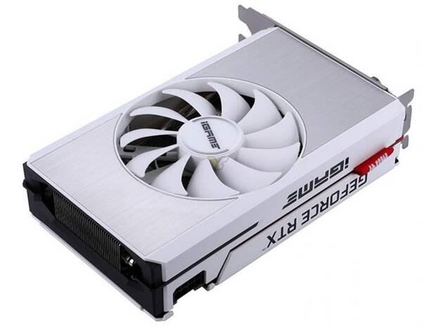 Colorful представила видеокарту iGame GeForce RTX 3060 Mini L для компактных, но мощных систем