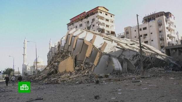 Конфликт израильтян и палестинцев резко обострился после пятничной молитвы