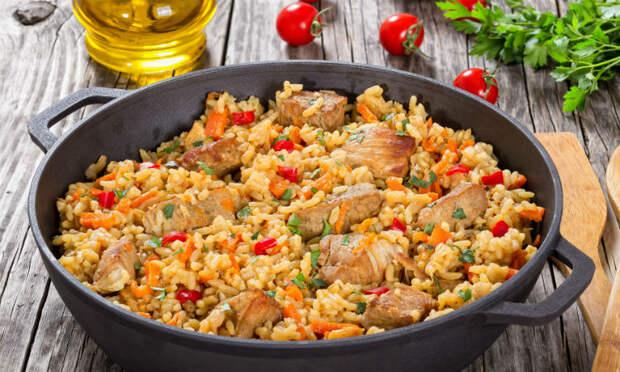 7 ужинов из духовки на всю неделю