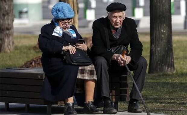 Индексация пенсий: «Спи, жена, все украдено»