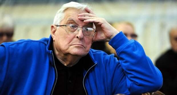 Басилашвили написал трогательное письмо Серебренникову