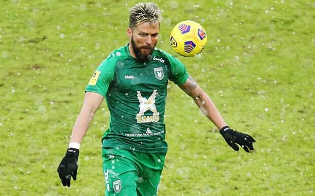 Деспотович стал лучшим игроком «Рубина» в мае