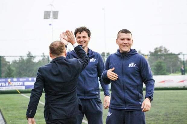 Крымские футболисты разгромили команду из Владикавказа